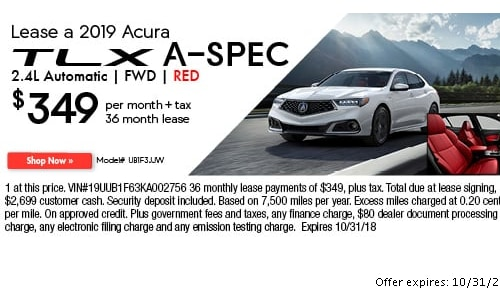 Acura Lease Specials Temecula CA Acura Dealership - Acura tsx lease