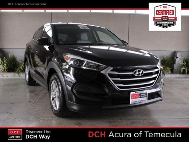 Used 2018 Hyundai Tucson SE SUV Temecula, CA