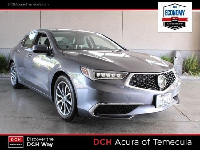 Used 2020 Acura TLX 2.4L FWD w/Technology Pkg Sedan Temecula, CA