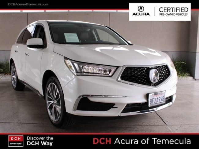 2018 Acura MDX 3.5L SH-AWD w/Technology Package SUV Medford, OR