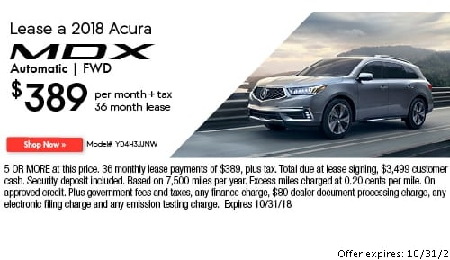 Acura Lease Specials Temecula CA Acura Dealership - Acura suv lease