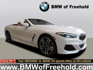 New 2019 BMW M850i xDrive Convertible