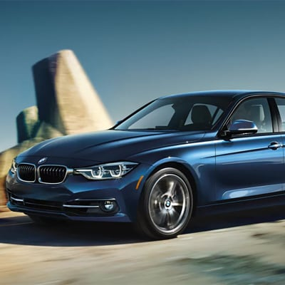 2018 BMW 3 Series Design