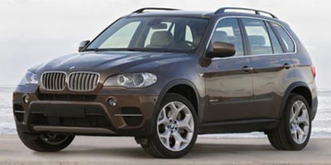 2011 BMW X5 xDrive35d SAV