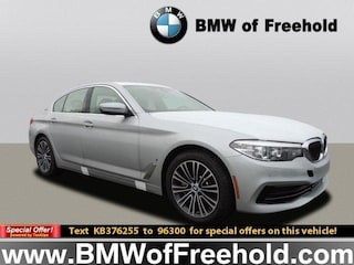 New 2019 BMW 530e xDrive iPerformance Sedan