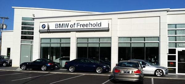 New Used Car Dealership Bmw Of Freehold Bmw Dealership In Nj