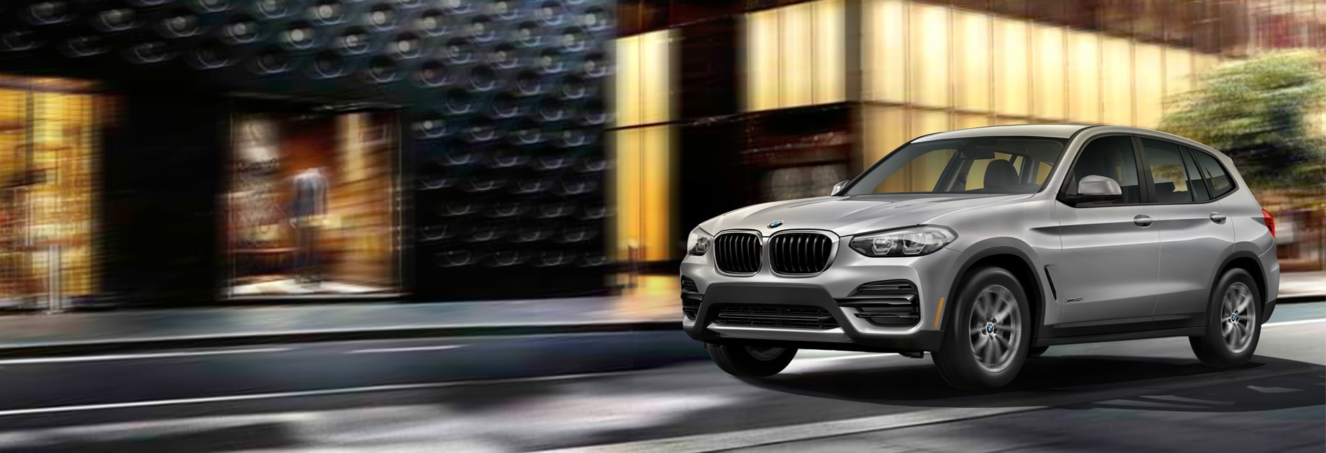 2018 BMW X3  Exterior Features