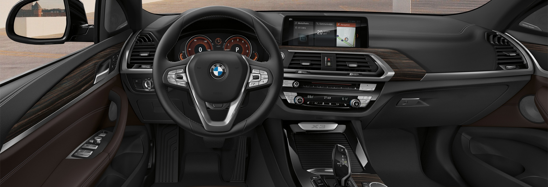 2018 BMW X3 Interior Features