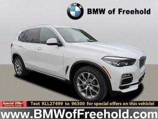 New BMW Vehicles 2019 BMW X5 xDrive40i SAV for sale in Freehold, NJ
