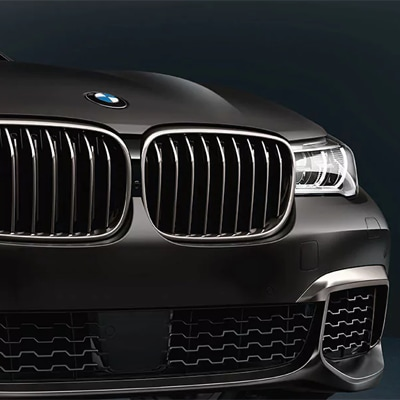 BMW 7 Series Headlights