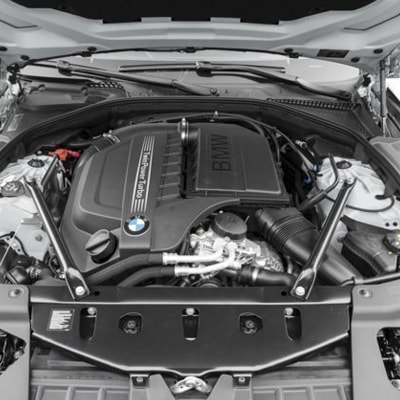BMW 6 Series Engine