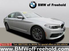 Used BMW 2019 BMW 530e xDrive iPerformance Sedan in Freehold, NJ