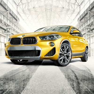 BMW X2 Safety Features