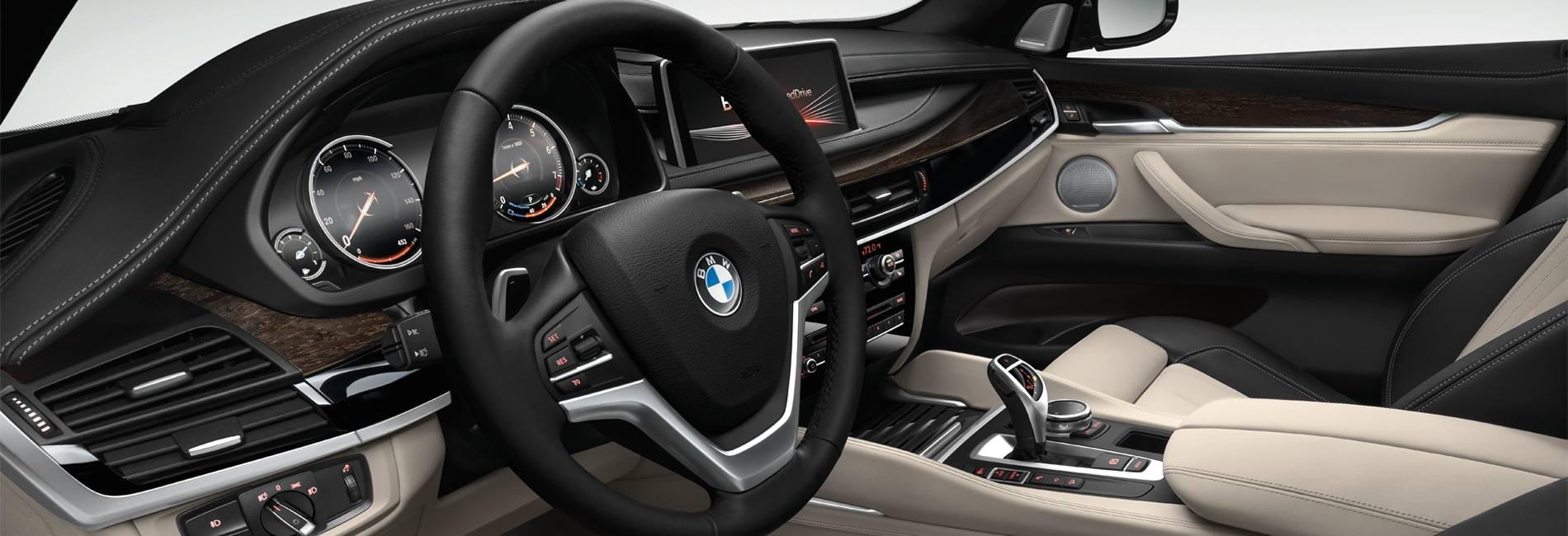 2018 BMW X6 Interior Features