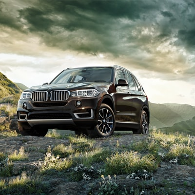 BMW X5 TwinPower