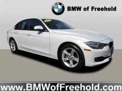 Bargain Used Vehicles 2014 BMW 328i xDrive Sedan for sale in Freehold, NJ