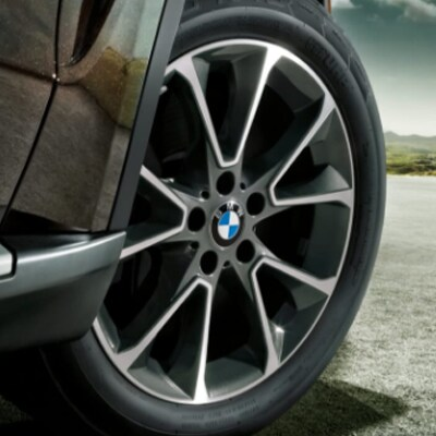 BMW X5 All-Wheel Drive