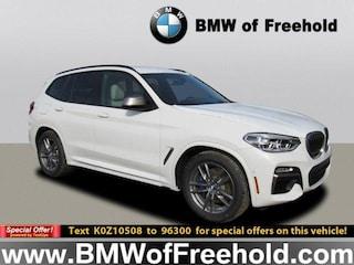 New 2019 BMW X3 M40i SAV