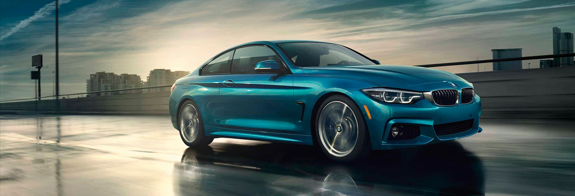 2019 BMW 4 Series Exterior Features