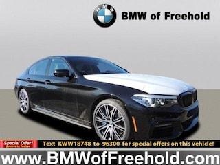 New 2019 BMW 540i xDrive Sedan