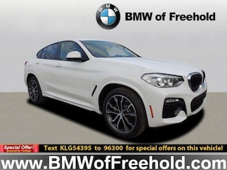 New BMW Vehicles 2019 BMW X4 xDrive30i Sports Activity Coupe for sale in Freehold, NJ