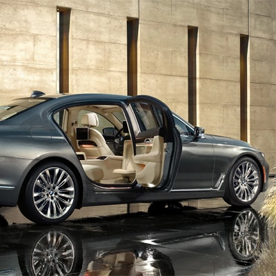 BMW 7 Series Driving Dynamics Control