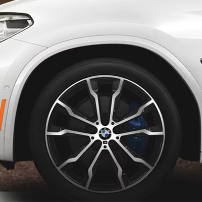 BMW X3 xDrive All-Wheel Drive