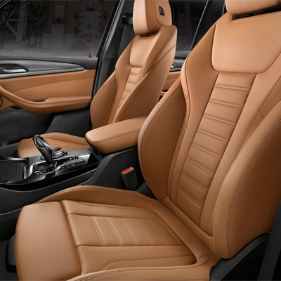 BMW X3 Power Front Seats