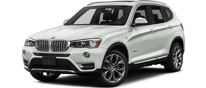 New  BMW X3  at BMW of Freehold