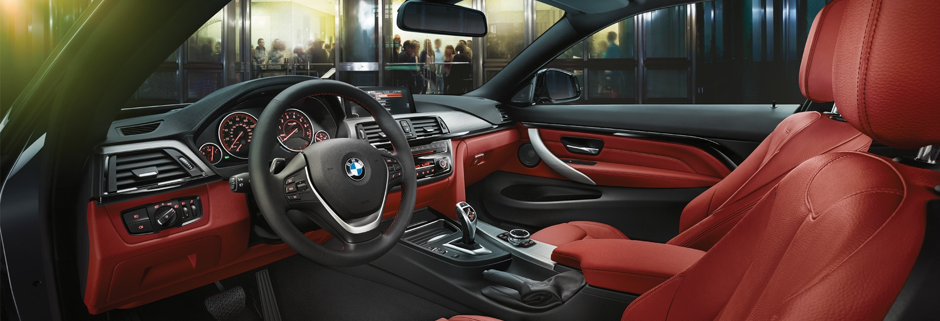 2019 BMW 4 Series Interior Features