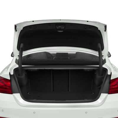 BMW 4 Series Hands Free Trunk Access