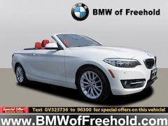 Used Vehicles 2016 BMW 228i xDrive Convertible for sale in Freehold, NJ