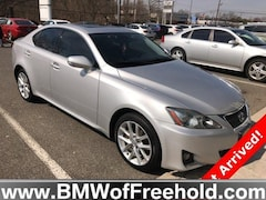 Used Vehicles 2012 LEXUS IS 250 AWD (A6) Sedan for sale in Freehold, NJ