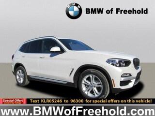 New 2019 BMW X3 xDrive30i SAV