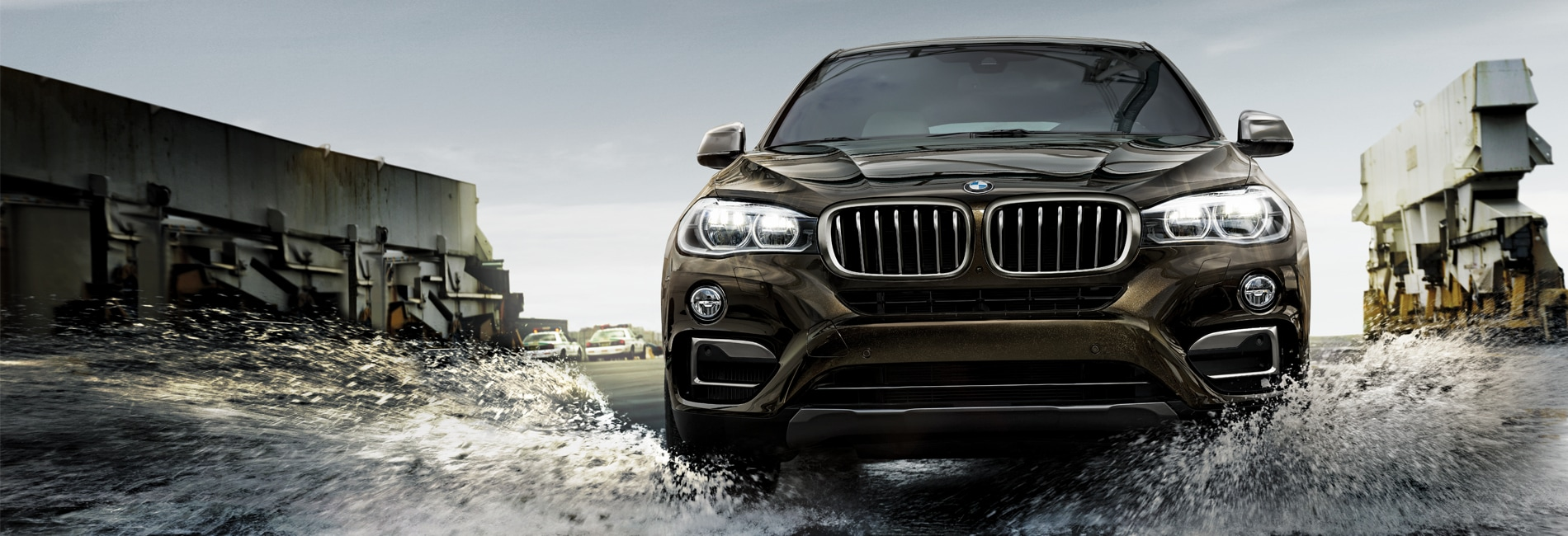 2018 BMW X6 Exterior Features