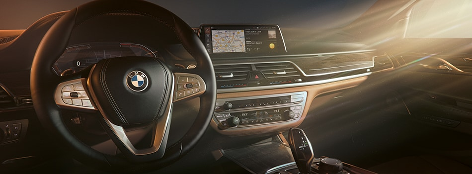 2020 BMW 7 Series Interior Features