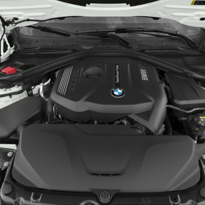 BMW 4 Series Turbocharged Engine