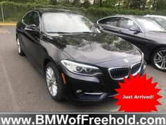 Used BMW 2016 BMW 228i xDrive Coupe in Freehold, NJ