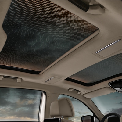 BMW 7 Series Panoramic Sky Lounge