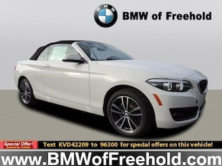 New 2019 BMW 230i xDrive Convertible