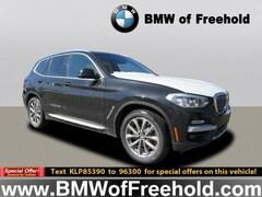 New BMW X3 SAVs 2019 BMW X3 xDrive30i SAV for sale in Freehold, NJ