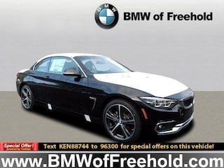 New BMW Vehicles 2019 BMW 430i xDrive Convertible for sale in Freehold, NJ