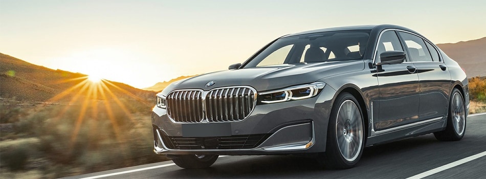 2020 BMW 7 Series Exterior Features
