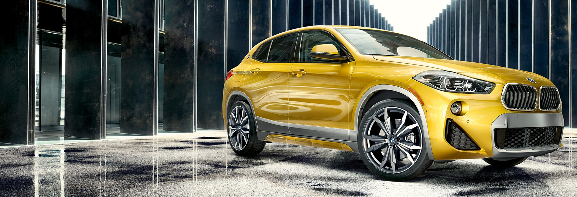 2019 BMW X2 Exterior Features