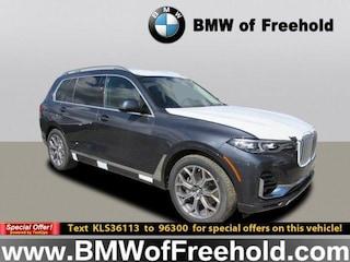 New 2019 BMW X7 xDrive50i SUV
