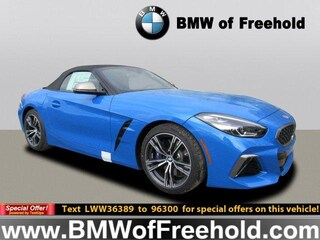 New BMW Vehicles 2020 BMW Z4 M40i Convertible for sale in Freehold, NJ