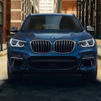 BMW X3 M40i TwinPower Turbo Engine