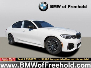 New BMW Vehicles 2020 BMW M340i xDrive Sedan for sale in Freehold, NJ