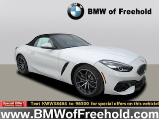 New 2019 BMW Z4 sDrive30i Convertible