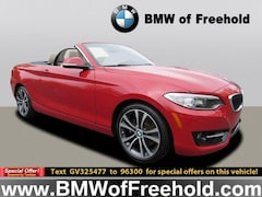 Used BMW 2016 BMW 228i xDrive Convertible in Freehold, NJ